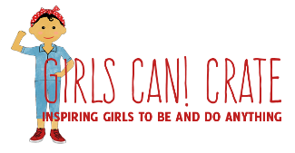 girls can crate logo