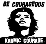 karmic courage square