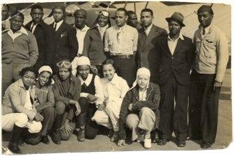 Bessie Aero Club William Powell