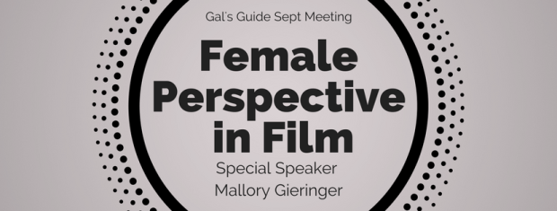 Gal's Guide Sept Meeting