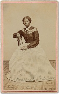 Harriet Tubman Photo Auction