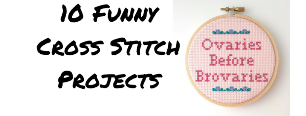 10 Funny Cross Stitch Projects (2)