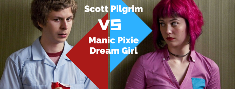 Dating a manic pixie dream girl