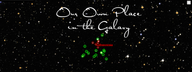 Our Own Place in the Galaxy