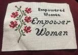 """""""Empowered"""" 4""""x6"""""""