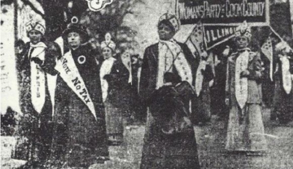 1913 Women's Suffrage Parade