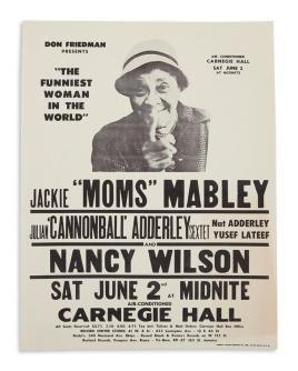 Mom Carnegie Hall 1
