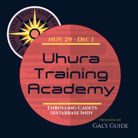 2019 Uhura Training Academy Logo