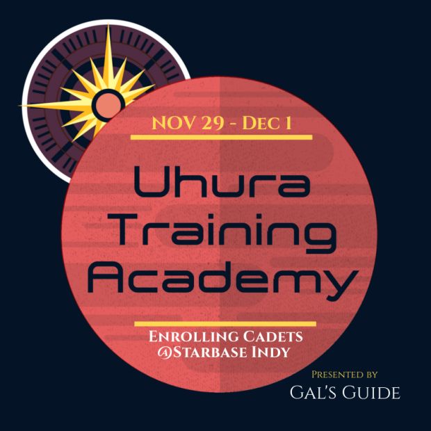 2019 Uhura Training Academy Logo
