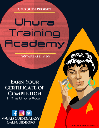 Ad Page Uhura Training Academy 2019
