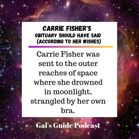 Carrie Fisher Meme