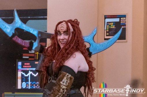 klingon pop warrior