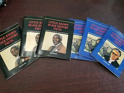 McDonalds-Little-Known-Black-History-Facts-books-Volume