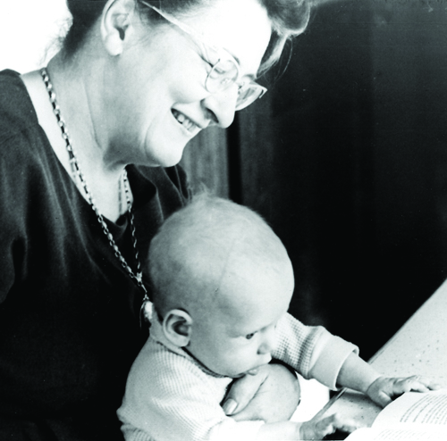mary-ainsworth-and-baby