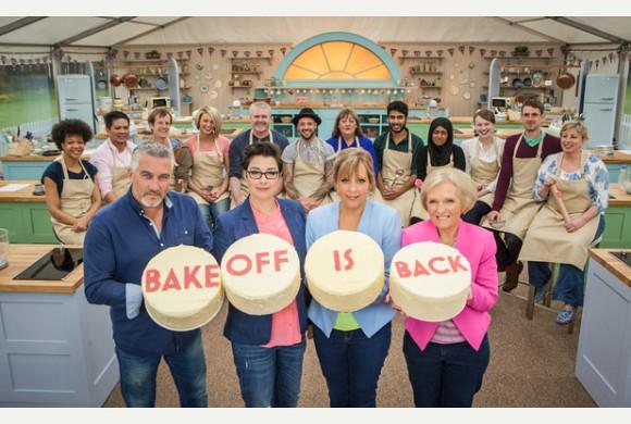 Bake Off cast